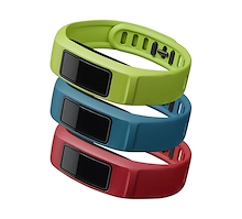 Garmin Vivofit 2 Bands Red/Blue/Green