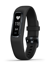 Garmin Vivosmart 4 Black Midnight Small Medium