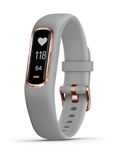 Garmin Vivosmart 4 Gray Rose Gold