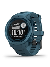 Garmin Instinct GPS Watch Lakeside Blue