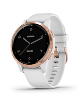Garmin Vivoactive 4S White Rose Gold