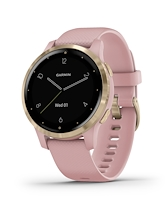 Garmin Vivoactive 4S Dust Rose Light Gold