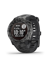 Garmin Instinct Solar Camo Edition Graphite