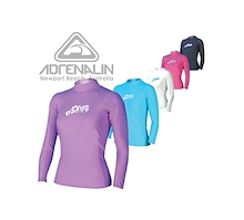 Adrenalin Ladies Long Sleeve Rash Vest