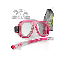 Land and Sea Bermuda Snorkel Set