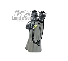 Land and Sea Marlin Snorkel Set