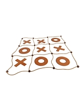 Jenjo Giant Naughts And Crosses Tic Tac Toe Game