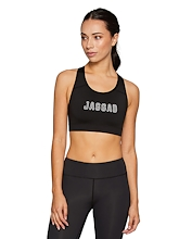 Jaggad Core Crop Running Top
