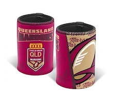 Queensland State of Origin Logo Can Cooler