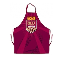 Queensland State of Origin BBQ Apron