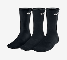 Nike Mens Dri Fit Crew Socks 3 Pack