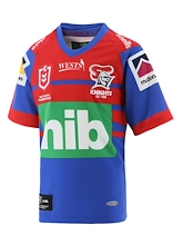 Newcastle Knights Youth Replica Home Jersey 2021