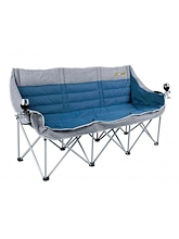 VFF Bonus Points OzTrail Galaxy 3 Seater with Arms