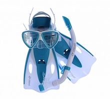 OZTrail Kids 3 Piece Snorkelling Set