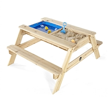 Plum Surfside Sand and Water Table