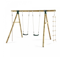 Plum Gibbon Swing Set PREORDER