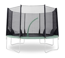 Plum 12ft Space Zone Spring Safe Trampoline
