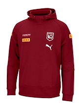 Queensland Maroons Team Hoody 2021 Womens