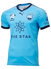Sydney FC 2018-19 Home Jersey Mens