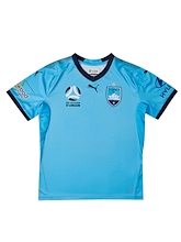Sydney FC 2018-19 Home Jersey Youth