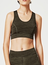 Running Bare No Bounce Sports Bra