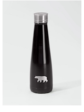Running Bare Bear Insulated Bottle