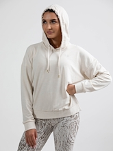 Running Bare Saturday Zen Pull Over Hoodie