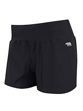 Running Bare Courts Luxe Run Short