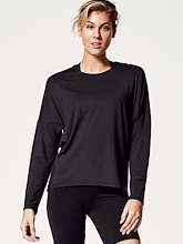 Running Bare Ritual Long Sleeve Workout Tee