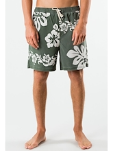 Rusty Shores Elastic Boardshort