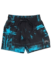 Rusty Carbon Elastic Boardshort Runts