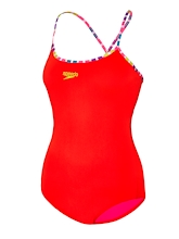 Speedo Fiesta Tie Back One Piece