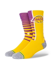 Stance Lakers Gradient Socks