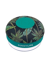 Sunnylife Shower Bluetooth Speaker Palm