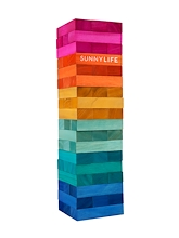 Sunnylife Giant Jumbling Tower Super Fly