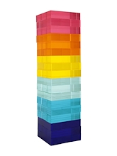Sunnylife Lucite Jumbling Tower Super Fly