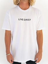 The Daily Living Live Daily Tee