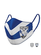 The Mask Life Bulldogs Face Mask