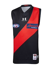 Essendon Bombers FC Youth Home Guernsey 2021