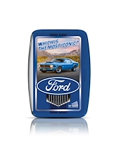 Top Trumps Ford